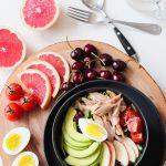 nutrición y comida saludable